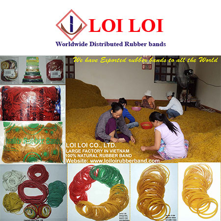 VINA RUBBER BAND EXPORT