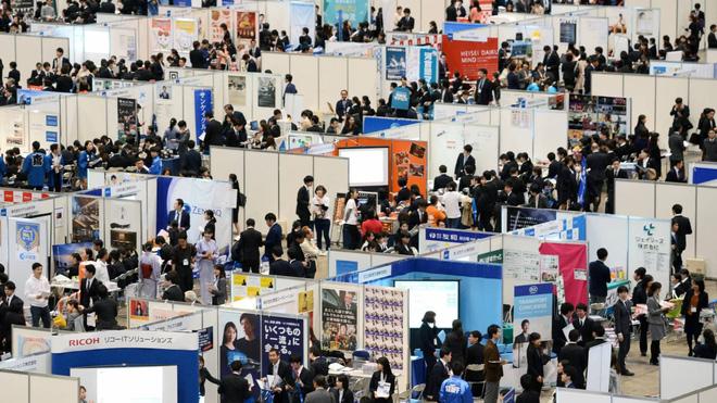 Nhật Bản Thiếu hụt nhân sự trong ngành IT