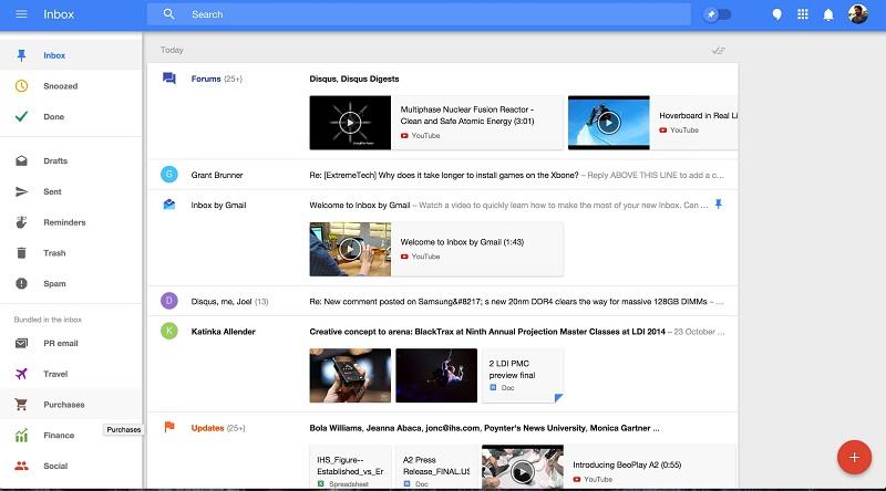 """Google chính thức xoá ứng dụng """"Inbox by Gmail"""""""